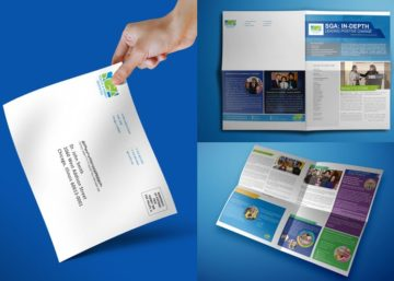 Direct Mailers - Joey Hill Creative